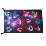 Space Cats Microfiber Rag XL