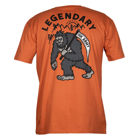 Legendary - T-Shirt - Rust