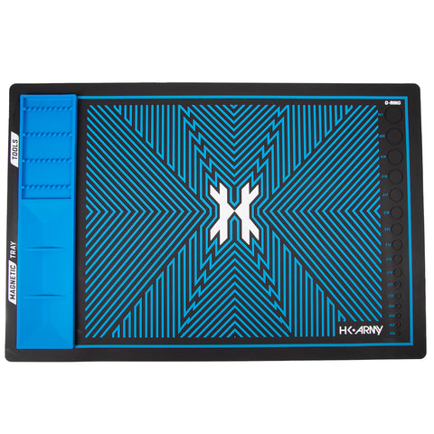 MagMat - Magnetic Tech Mat - Black/Blue