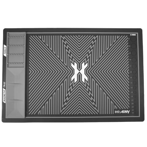 MagMat - Magnetic Tech Mat - Black/Grey
