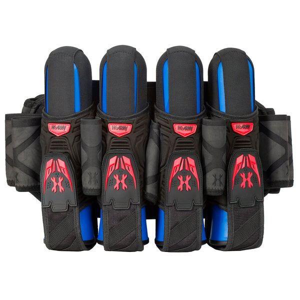 Magtek Harness - Red - 4+3+4