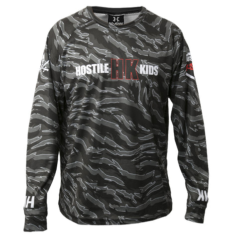 OG Series - Tiger Urban Camo - DryFit Long Sleeve
