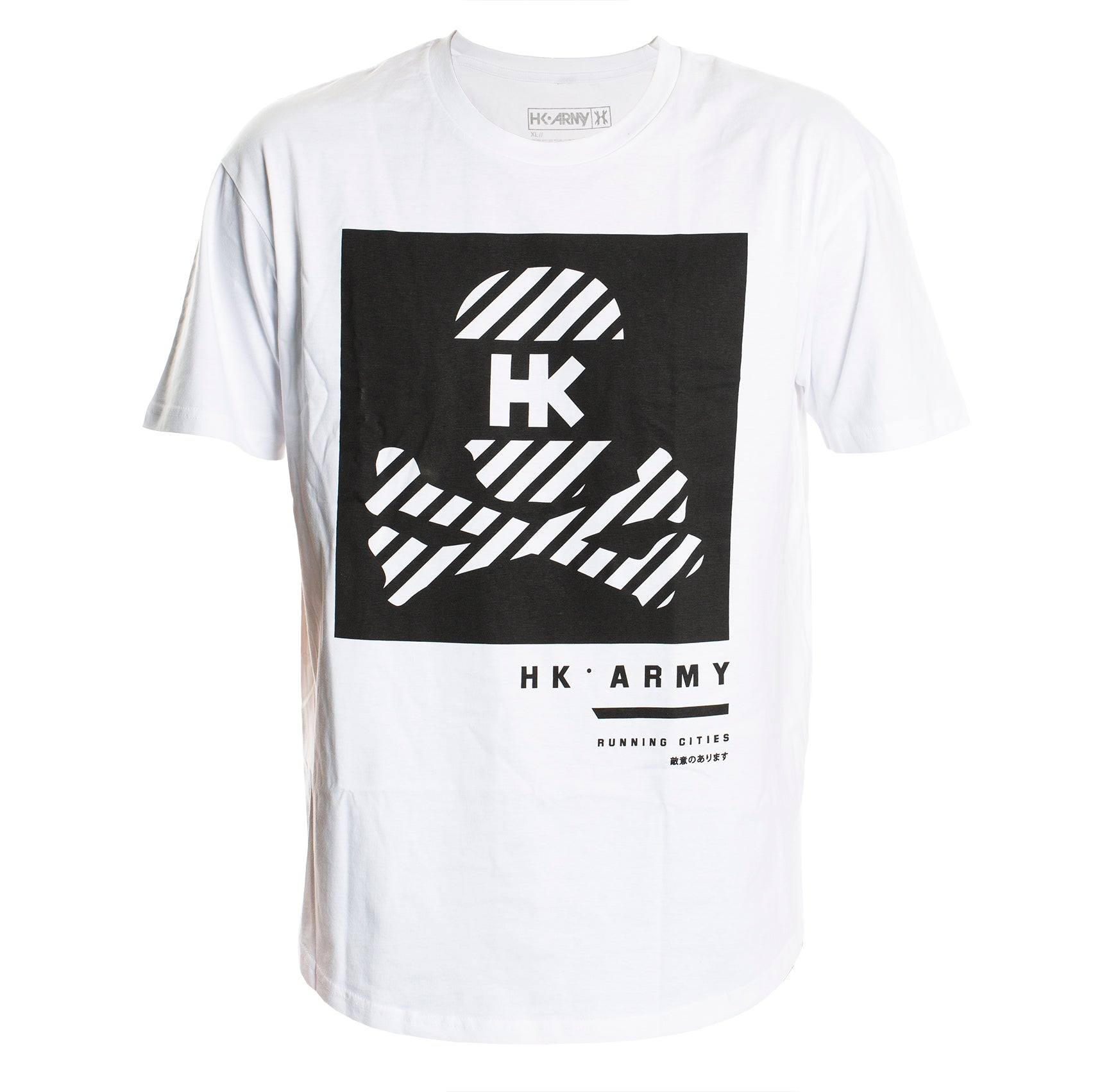 74f2dd36 Off Break - T-Shirt - White – HK Army Clothing
