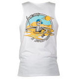 Quicksand - Tank Top - White