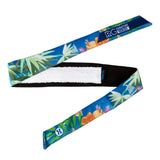 Aloha Blue - Greenspan RG18 -  Dynasty Sig Series Headband