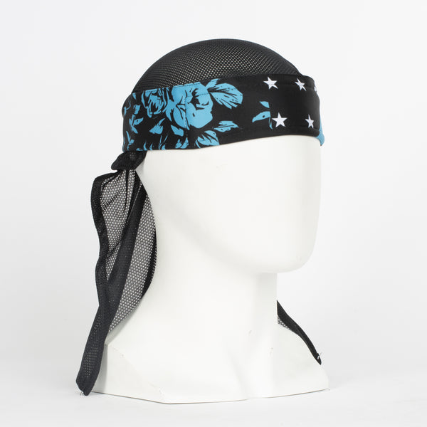 Reign Turquoise Headwrap