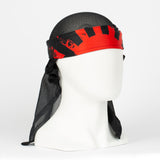 Rising Sun Black Headwrap