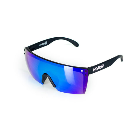 Showtime Sunglasses - Black/Purple
