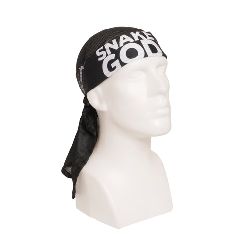 Snake God Venom Headwrap