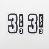 Number Sticker Pack