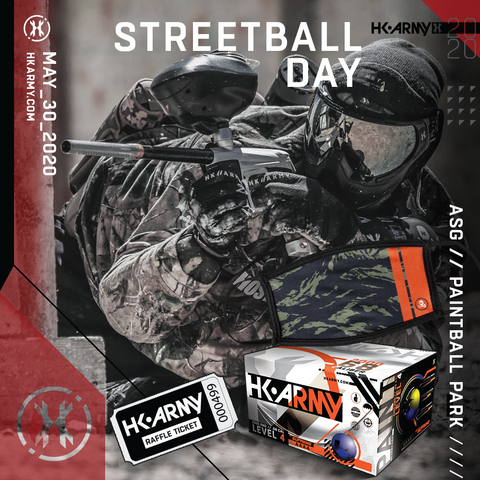 Streetball Day - ASG Paintball Park - May 30th