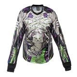 "Techno Kitty ""Ghost Tiger"" Jersey"