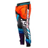 Retro - Orange/Teal - Track Jogger Pants