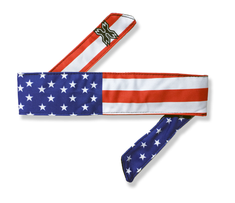Hostile Stripes Headband