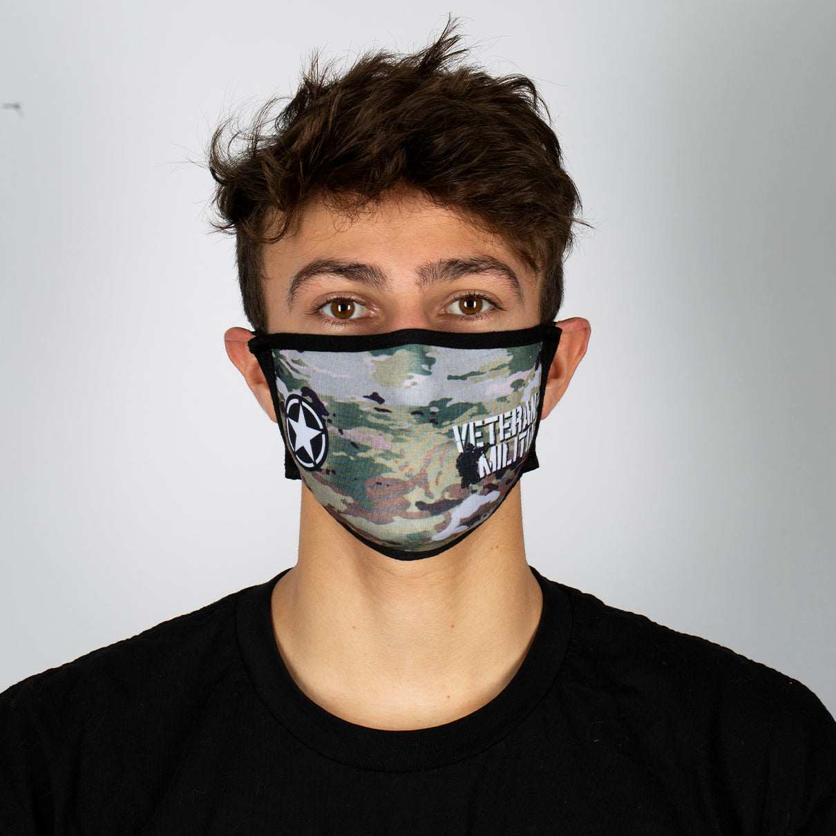 US Army - Veteran Militia - Anti-dust Face Mask