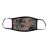 US Marines - Veteran Militia - Woodland - Anti-dust Face Mask