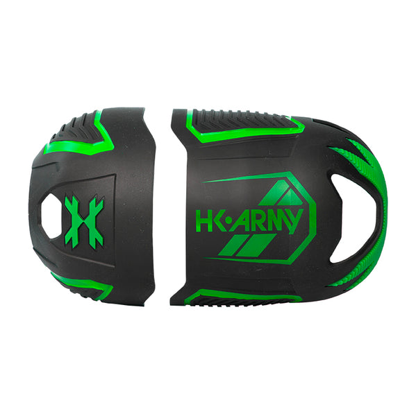 Vice FC Tank Cover - Black / Neon Green