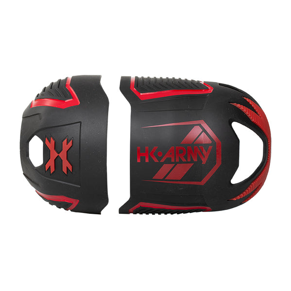 Vice FC Tank Cover - Black / Red