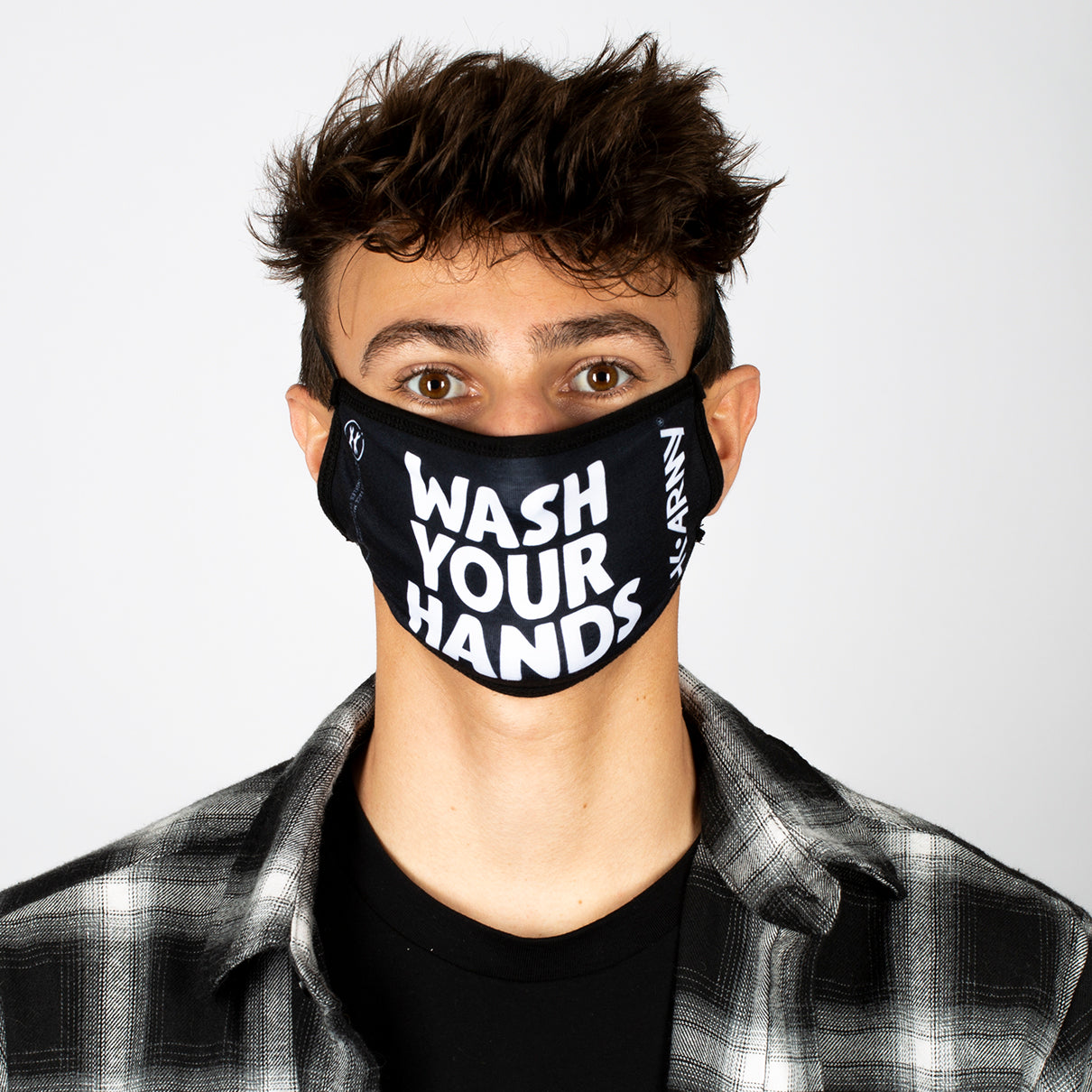 Wash Your Hands - Anti-dust Face Mask