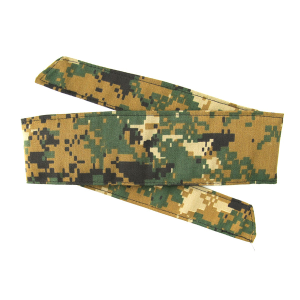 Digital Camo Headband
