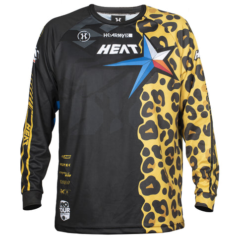 Houston Heat - Yaya - Pro Tour - DryFit Jersey