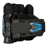 Zero G 2.0 Harness - Black/Blue - 4+3+4