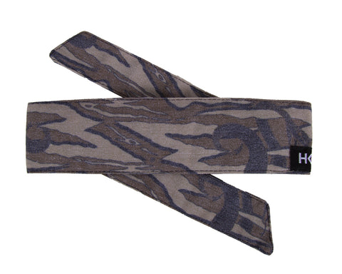 Snakes - Hostilewear Headband - Brown/Tan