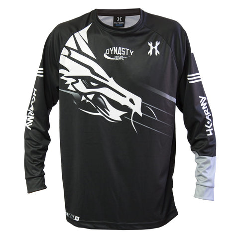 Dynasty Black - Dry Fit - Practice Jersey