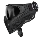 SLR Goggle - Midnight (Black/Black) Smoke Lens