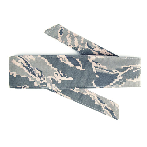 Digital Tiger Stripe Headband