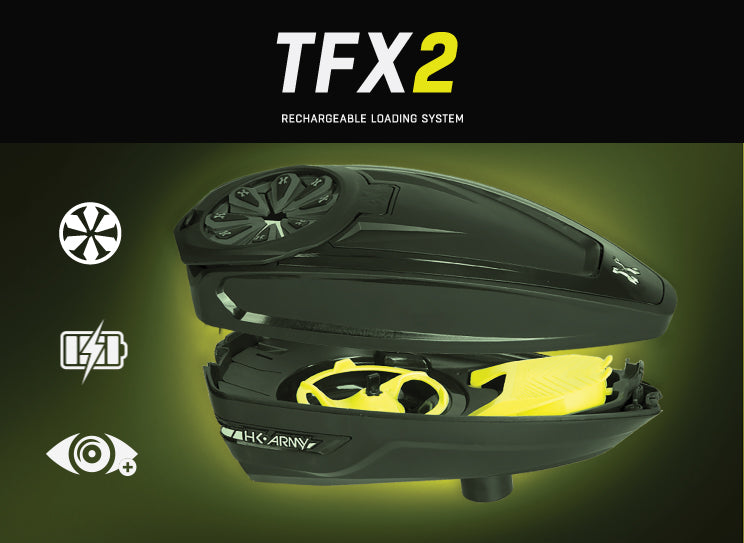 TFX 2 RECHARGEABLE