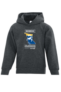 BC Provincial Wrestling Hoody