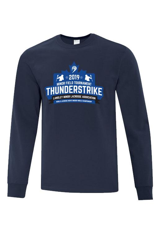 Thunderstrike Minor LAX Event Long Sleeve Tee