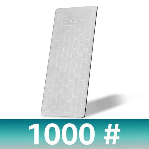 Diamond Knife Sharpening Stones in 400#, 600#, 1000# Grit - The Epicurean Cook®