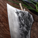 The Xariif® 7.5 inch Handmade Forged Clever - The Epicurean Cook®
