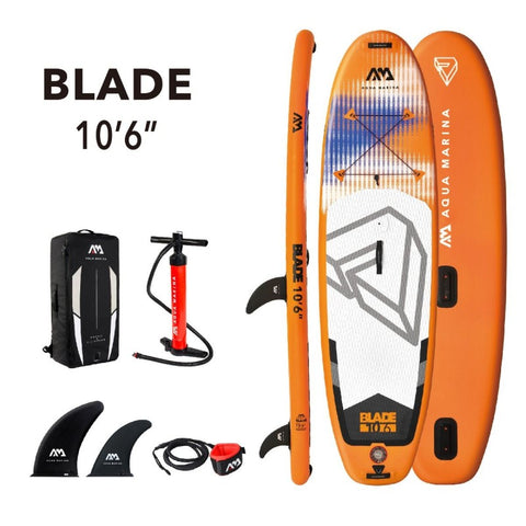SUP (Stand Up Paddle) Aqua Marina Blade wind surf isup 320cm BT-20BL 28227