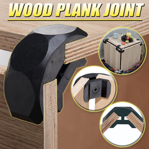 Wood Plank Joint