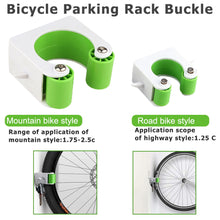 Bicycle Wall Clamp