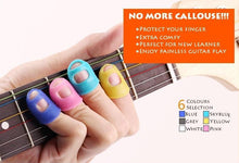 Guitar Finger Protector (10pcs, each sizes comes in pair)