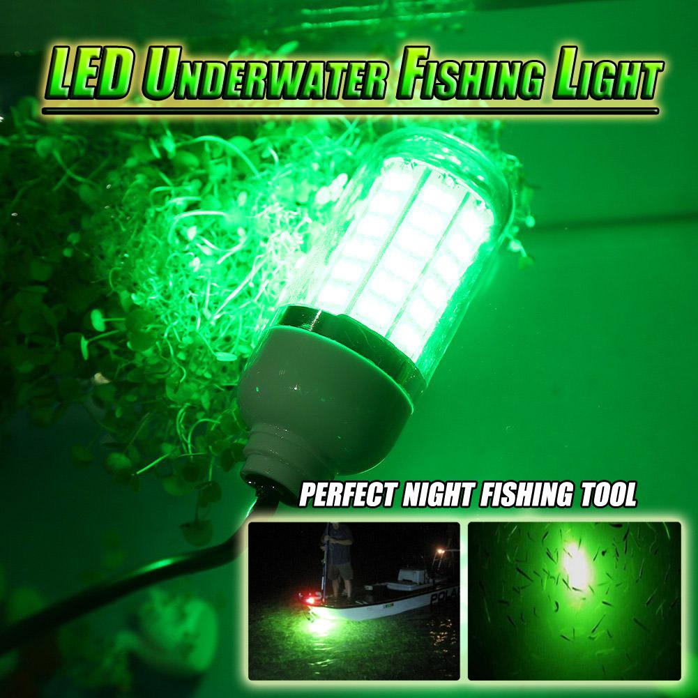 LED Underwater Fishing Light