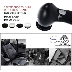 Electric Shoe Polisher