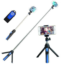 Heavy Duty 3-in-1 Selfie Stick