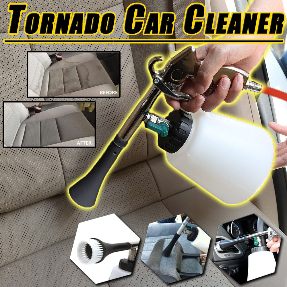 Tornado Car Cleaner