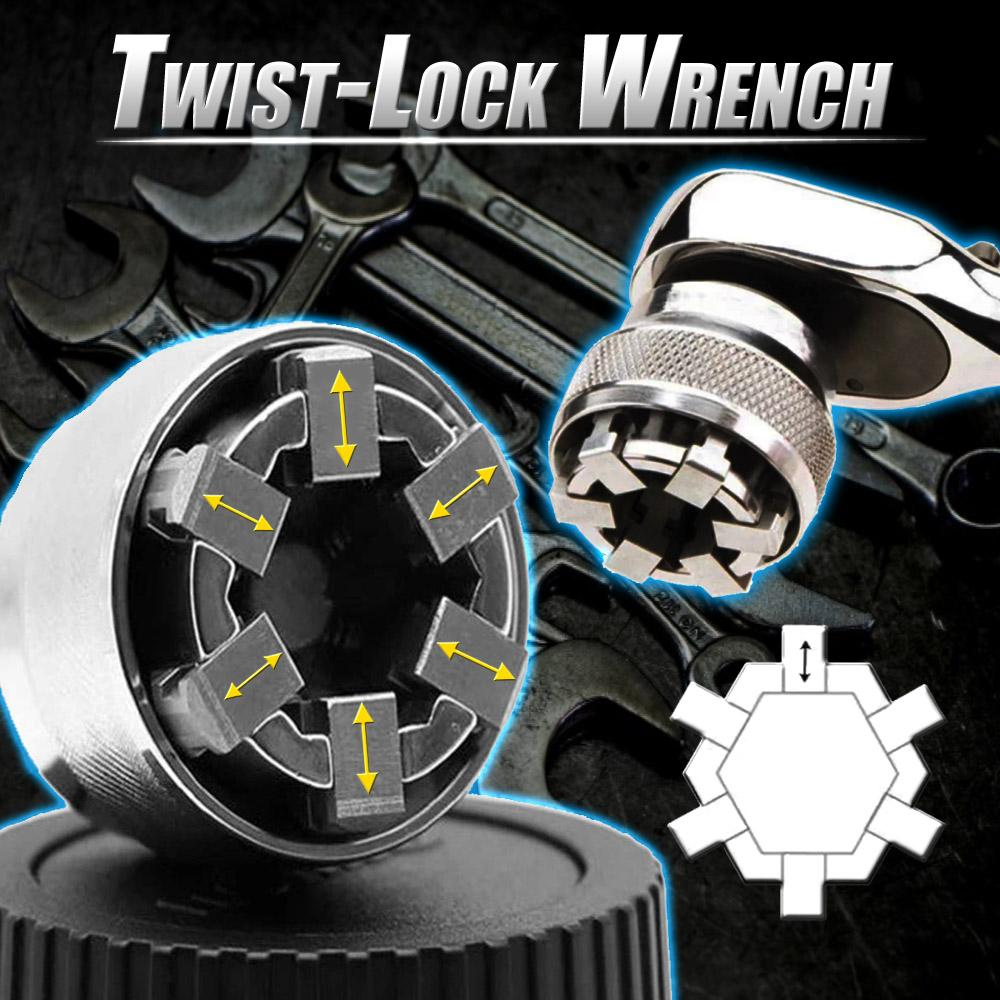 Twist-Lock Wrench