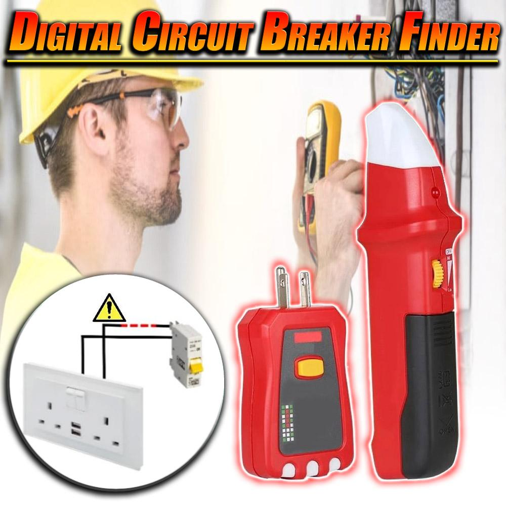 Digital Circuit Breaker Finder