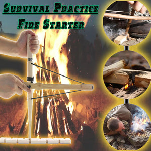 Survival Practice Fire Starter
