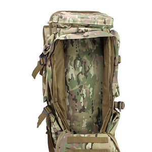 60L Tactical military Backpack