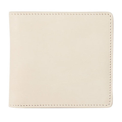 Bi Fold Wallet Vegetable Tanned