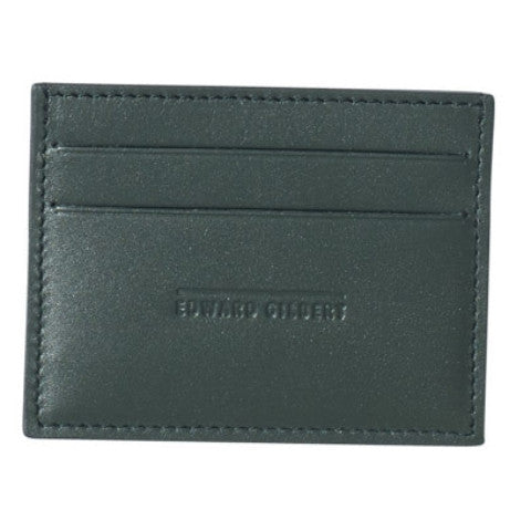 Card Holder Green