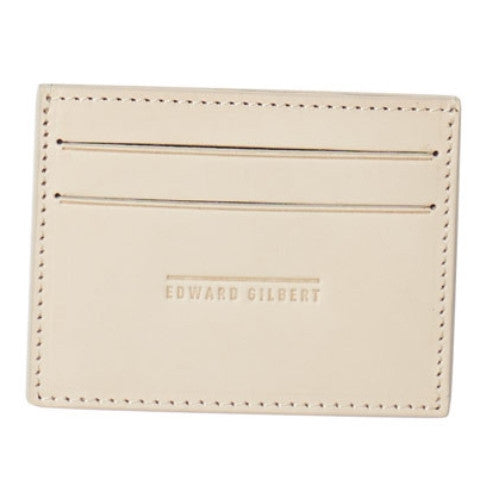Card Holder Vegetable Tanned